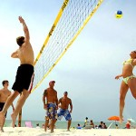 Strand sporten / Beach sports
